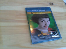 New listing Amelie Blu-Ray Dvd New Sealed