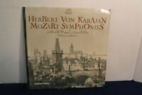 Herbert Von Karajan, Mozart: Symphonies No 38 & 39, Angel Records 35739, SEALED