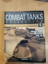 DeAgostini The Combat Tanks Collection [No 6] Magazine