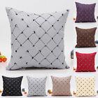 "Pillow Case 18"" Sofa Pillow Case Cushion Cover Decorative Square Home Throw Sofa"