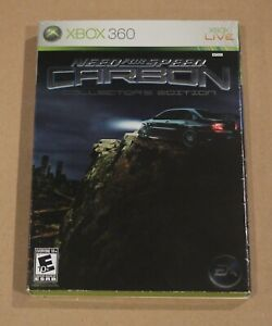 Xbox 360 Need For Speed Carbon Collector's Edition Slipcover