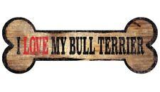 Bull Terrier Sign – I Love My Bone 3×10