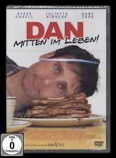 DVD DAN - MITTEN IM LEBEN - ROMANTIK-SCREWBALL-KOMÖDIE - STEVE CARELL ** NEU **