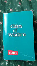 Chips of Wisdom - Living Proverbs / Tyndale House / Jim Herr