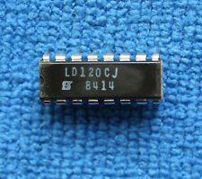 1pcs LD120CJ Analog-to-Digital Converter Chip DIP-16
