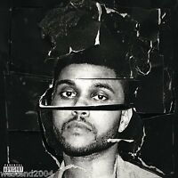 The Weeknd ~ Beauty Behind The Madness ~ NEW CD ALBUM ~ Explicit ~ Weekend