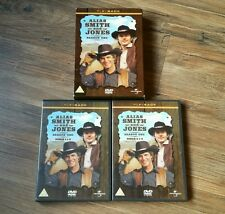 Alias Smith and Jones (DVD) Season One  Pete Duel Ben Murphy 70's TV Classic