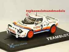 11513 Team Slot Lancia Stratos 'Tour de France 1981' - New & Boxed