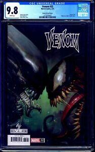 Venom #32 ALIENS VS VARIANT RYAN BROWN CGC 9.8 NM/MT
