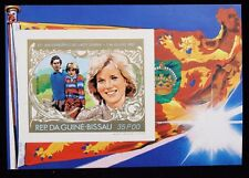 Guinea Bissau Princess Diana Birthday Commemorative Stamp