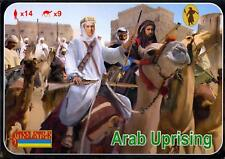 Strelets Models 1/72 ARAB UPRISING CAMEL RIDERS Figure Set