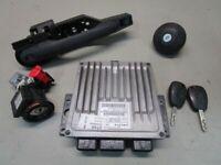 RENAULT KANGOO II (KW0/1_) 1.5 DCI 08-13 Steuergerät Motor 8200911560 8200909666