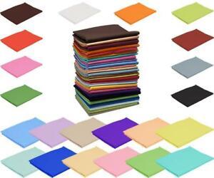 Sofaüberwurf Überwurf Decke Bettüberwurf Tagesdecke Haustuch 4 Größen 25 Farben
