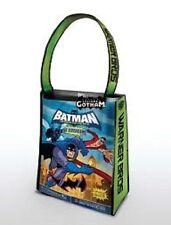 SDCC Swag Bag Large Promo Tote Batman Videogame Brave and Bold Animaged Cartoon