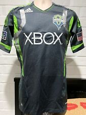Adidas TECHFIT Seattle Sounders 2011/12 Away Jersey Authentic New Ships Free
