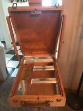 Brand New Artist's Loft French Floor Traveling Folding Easel