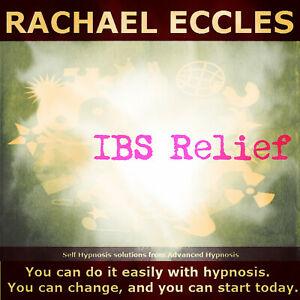 Relieve IBS Hypnosis, Hypnotherapy for Irritable Bowel Syndrome Self Hypnosis CD