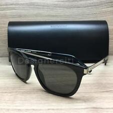 351befea879 Saint Laurent SL 81 Sunglasses Black Silver CSA NR Authentic 52mm