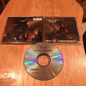 Celtic Frost - Into The Pandemonium CD 1st US press coroner kreator triptykon