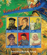Palau-2016-Vincent Van Gogh Portrait