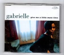 (IA986) Gabrielle, Give Me A Little More Time - 1996 CD