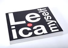Livre Leica Myself / book Leica Myself