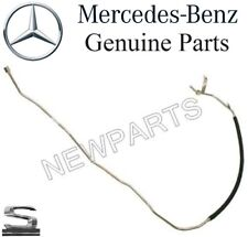 Mercedes W126 420 560SEL C126 560SEC Fuel Hose From Feed Line to Engine Genuine
