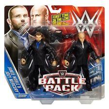Mattel wwe battle packs série 37 jamie noble et Joey Mercure action figures