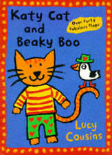 Katy Cat and Beaky Boo, Cousins, Lucy, Very Good Book