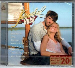 KUSCHELROCK 20 - 2 CD NUOVO SIGILLATO DAVID BOWIE DEPECHE MODE SADE INXS TRAIN