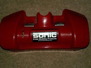 Pride Sonic Rear Plastic cover.