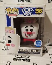 Funko Pop! Ad Icons Poptarts Milton The Toaster #56 In Hand  w/ Protector