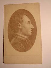 Rafael Raffaello Morghen/ERMINI-Portrait-Arte Immagine/CDV