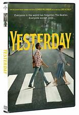 Dvd Yesterday ......NUOVO
