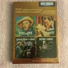 TCM Greatest Classic Film Collection: Kirk Douglas (DVD, 2012) New, Damage UPC