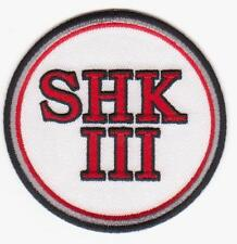 NHL MEMORIAL PATCH FOR BUFFALO SABRES OWNER SEYMOUR H. KNOX III SHK PATCH