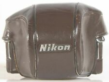 Nikon F Brown Vintage Leather Case