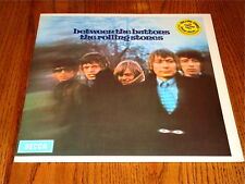 THE ROLLING STONES BETWEEN THE BUTTONS YELLOW COLORED VINYL LP Made in Holland