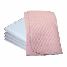 Washable Reusable incontinence-Bed Wetting Pads Sheet Absorbent 90x90cm