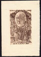 31)Nr.126- EXLIBRIS- A. Bulbena - 1921
