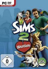 Die Sims 2 Haustiere Deutsch GuterZust.