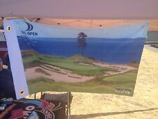 Fathers Day Special 2015 US Open Chambers Bay hole 15 Pin Flag 11' 18'