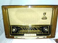 grundig 3045 w röhrenradio antikes altes vintage radio antigua valvulas