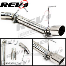 Rev9 For Mustang 05-10 V6 Single Axle Back FlowMaxx Exhaust System Straight Pipe