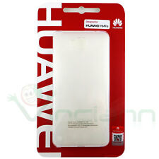 Custodia originale Huawei pr Honor Play 5X Enjoy 5 Y6 Pro back cover trasparente
