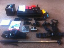 Gopro Hero 4 BLACK Huge Action Cam bundle HD 4k Gift Son Daughter Next Day*