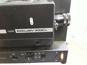 NORIS Filmprojektor Exclusiv 3000 L Super 8