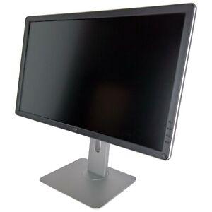 """Dell P2415Qb 24"""" LED Monitor 4K UHD 3840 x 2160 HDMI DisplayPort USB-Hub Pivot"""
