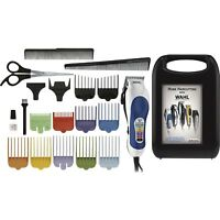 Wahl 79300-400T Color Pro Complete Hair Cutting Kit Brand New