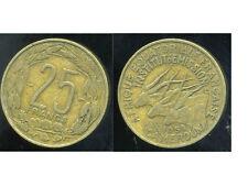 AFRIQUE EQUATORIALE CAMEROUN   25  francs 1958